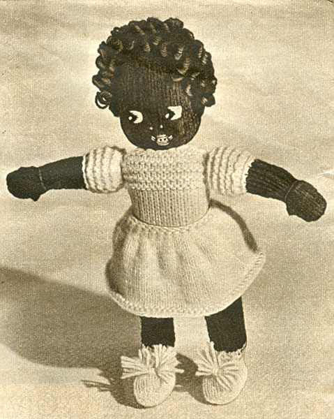 Vintage Baby Clothes Knitting Patterns from The Vintage Knitting Lady