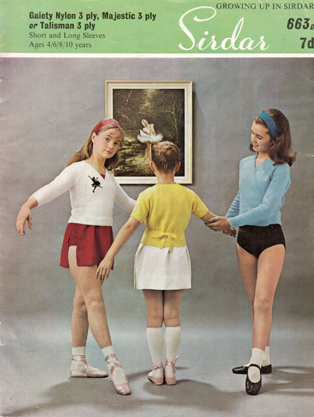 Vintage knitted childrens clothes patterns available from The Vintage Knittin...