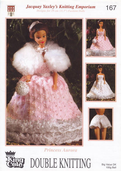 Barbie Basics Knitting Patterns : Action man and barbie vintage knitting patterns from the