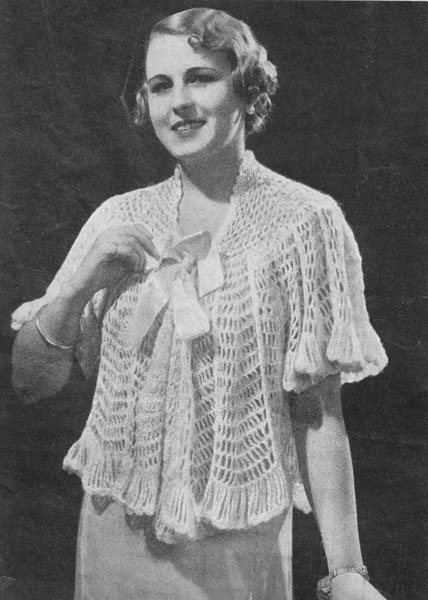 Vintage Crochet Patterns Available From The Vintage