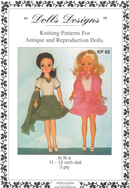 Action Man and Barbie Vintage Knitting Patterns from The ...
