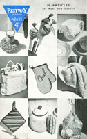 vintage crochet gifts
