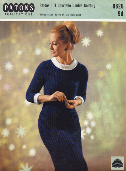 86d6597a2e2c Vintage Ladies knitting patterns available from The Vintage Knitting ...