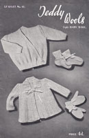 vintage baby matinee knitting pattern vintage knitting patterns