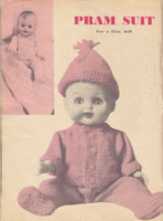 vinage dolls knitting patterns