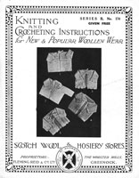 vintage baby matinee jacket knitting pattern 174 1920s