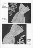 vintage ladies vest knitting pattern fro the fuller figure 1940s