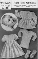 vintage weldons knitting pattern baby dress and jacket knitting pattern vintage baby 1940s