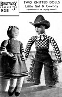 wartime knitted toy pattern