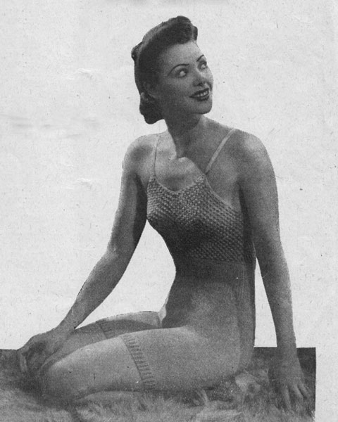 2e04e7616a Ladies Knitted Underwear patterns available from The Vintage ...