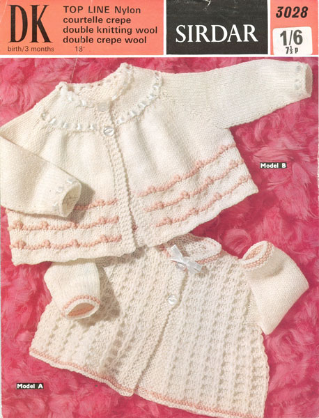 Free Easter Knitting Patterns : Vintage Baby Clothes Knitting Patterns from The Vintage Knitting Lady