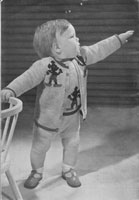 vintage baby mickey mouse vintage baby jumper 1949