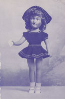 vintage 14 dolls knitting patterns teen doll