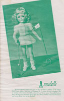 vintage 14 inch doll knitting pattern teen doll