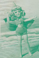 vintage teen doll knitting 14 inch doll knitting patterns
