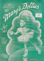 marysdollies 14 inch teen dolls knitting patterns 1944