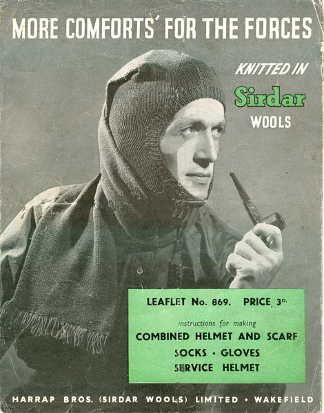 Wartime Knitting Patterns : Vintage Knitted World War 2 knitting patterns available from The Vintage Knit...