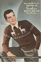 fair idle for men knitting patterns
