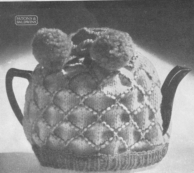 Vintage Tea Cosy Knitting Patterns : vintage tea cosy knitting patterns