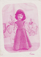 vintage 1946 teen doll knitting patterns 14 inch doll