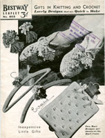vintage pattern for gifts