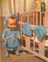 vinage doll knitting patterns