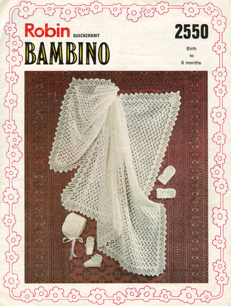 Vintage Baby Shawl Knitting Patterns : Hand Knitted Shawls, Covers and blankets knitting patterns available from The...