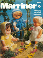vintage knitting patterns for dolls