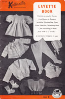 vintage baby layette knitting pattern machine knitting knitmaster 1960
