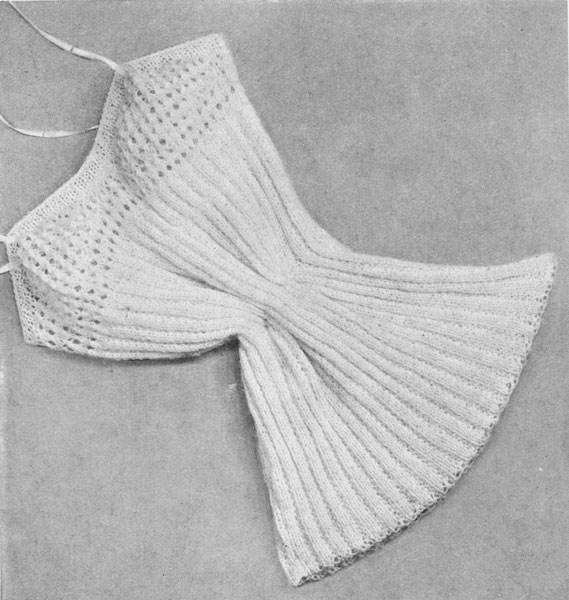 Knitting Pattern For Underwear : Ladies Knitted Underwear patterns available from The Vintage Knitting Lady