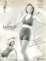 vintage swin suit for ladies