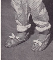 PHENTEX SLIPPER PATTERN - FREE PATTERNS