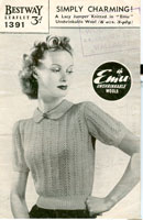 vintage bestway knitting patterns