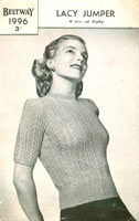 bestway vintage ladies knitting patterns