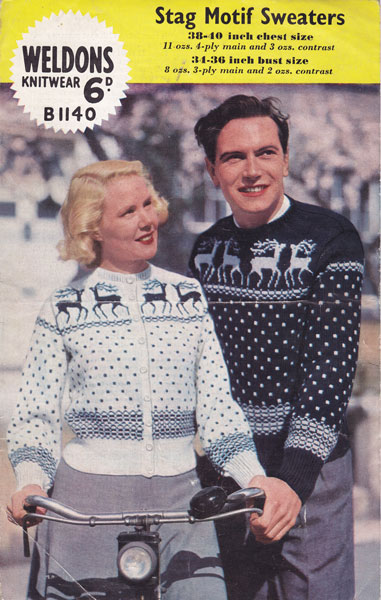 Vintage Christmas Jumper Knitting Pattern : 1000+ images about Vintage Christmas Knitting on Pinterest Knitting pattern...