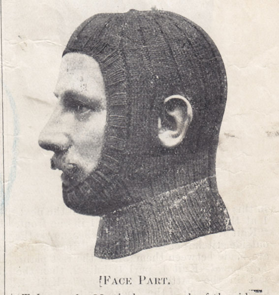 Vintage Knitted World War 2 knitting patterns available from The Vintage Knit...
