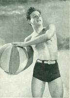 vintage boys knitted swim trunks knitting patterns