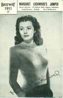 vintage ladies jumper knitting patterns