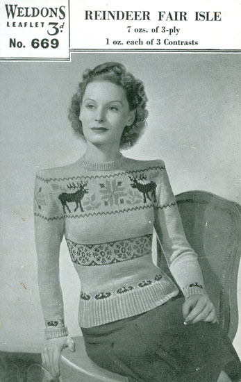 Vintage Christmas Jumper Knitting Pattern : 1000+ images about Vintage Christmas Knitting on Pinterest Knit Patterns, V...