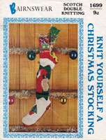 Knitted Christmas Gifts Vintage Knitting Patterns