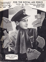 World War Service Knitting Patterns