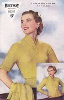 Ladies Clothes Vintage Knitting Patterns