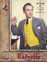 Mens Clothes Vintage KNitting Patterns