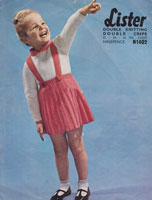 Childrens Suit Sets Vintage Knitting Patterns