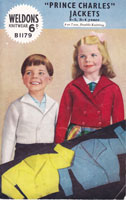 Childrens Vintage Knitting Patterns