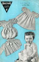 hand knitted baby clothes patterns