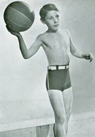 vintage swim trunks knitting pattern