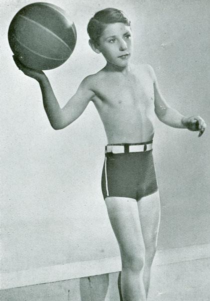 Vintage Mens Swim Trunks 95