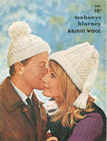 aran hats knitting patterns