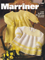 baby crochet dress pattern